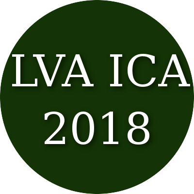 LVA ICA 2018 | University of Surrey | UK | 2-6 July 2018 logo